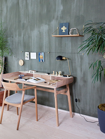 How do you create the ideal home workplace?
