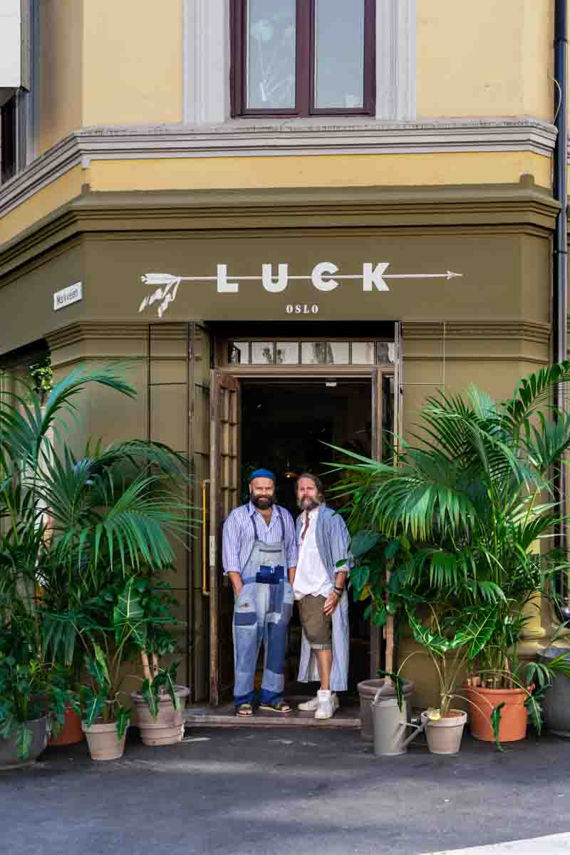 Luck is a must see hotspot in Oslo