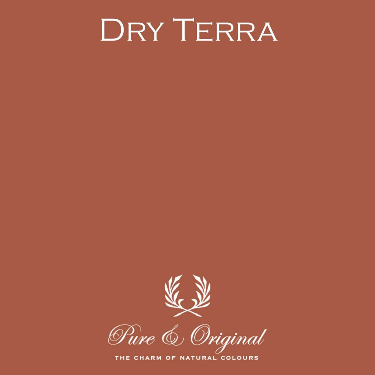 Pure & Original colour Dry Terra