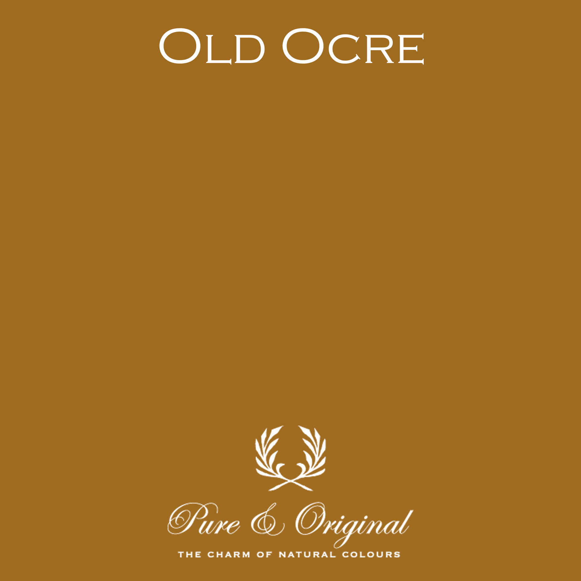 Pure & Original Old Ocre