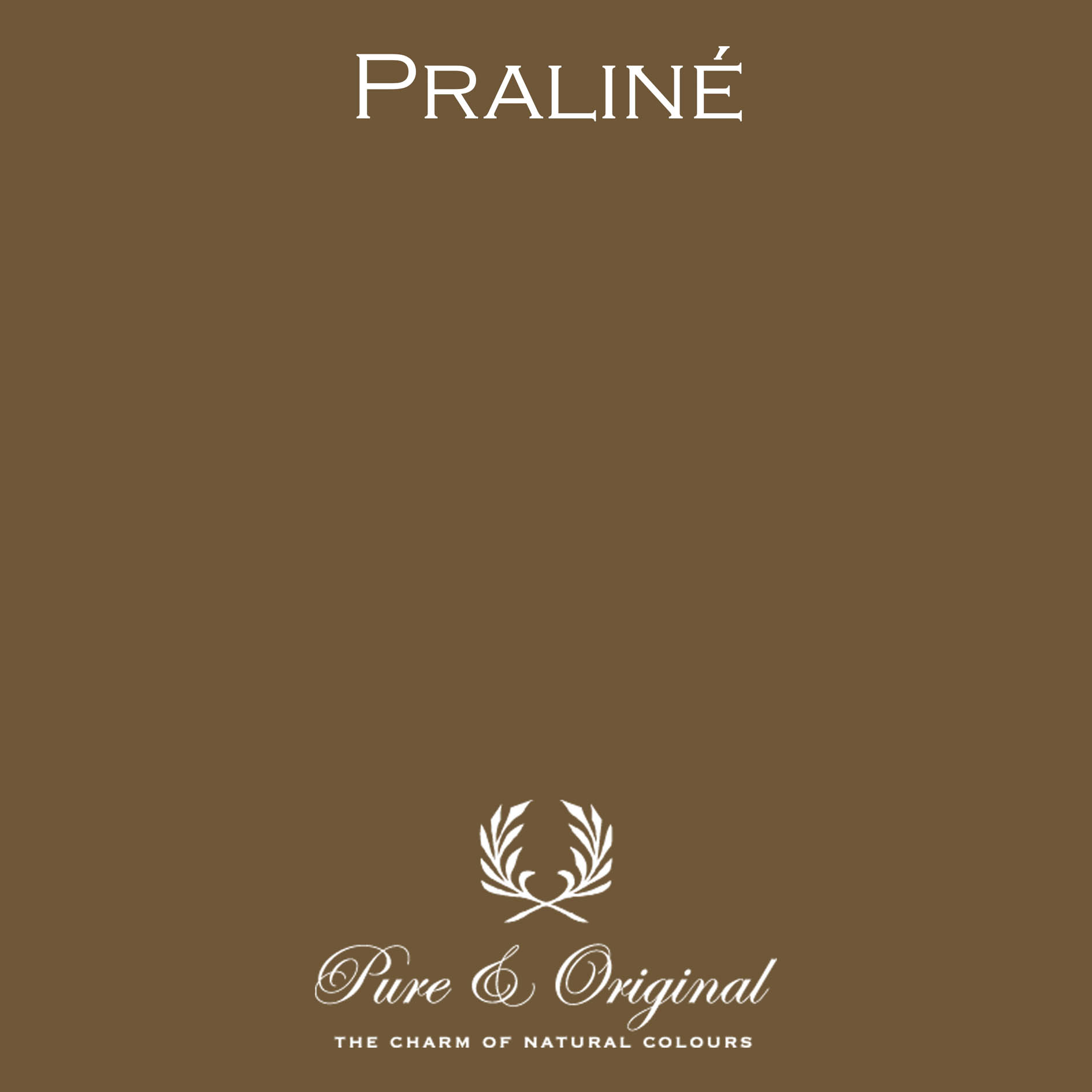Pure & Original Praline