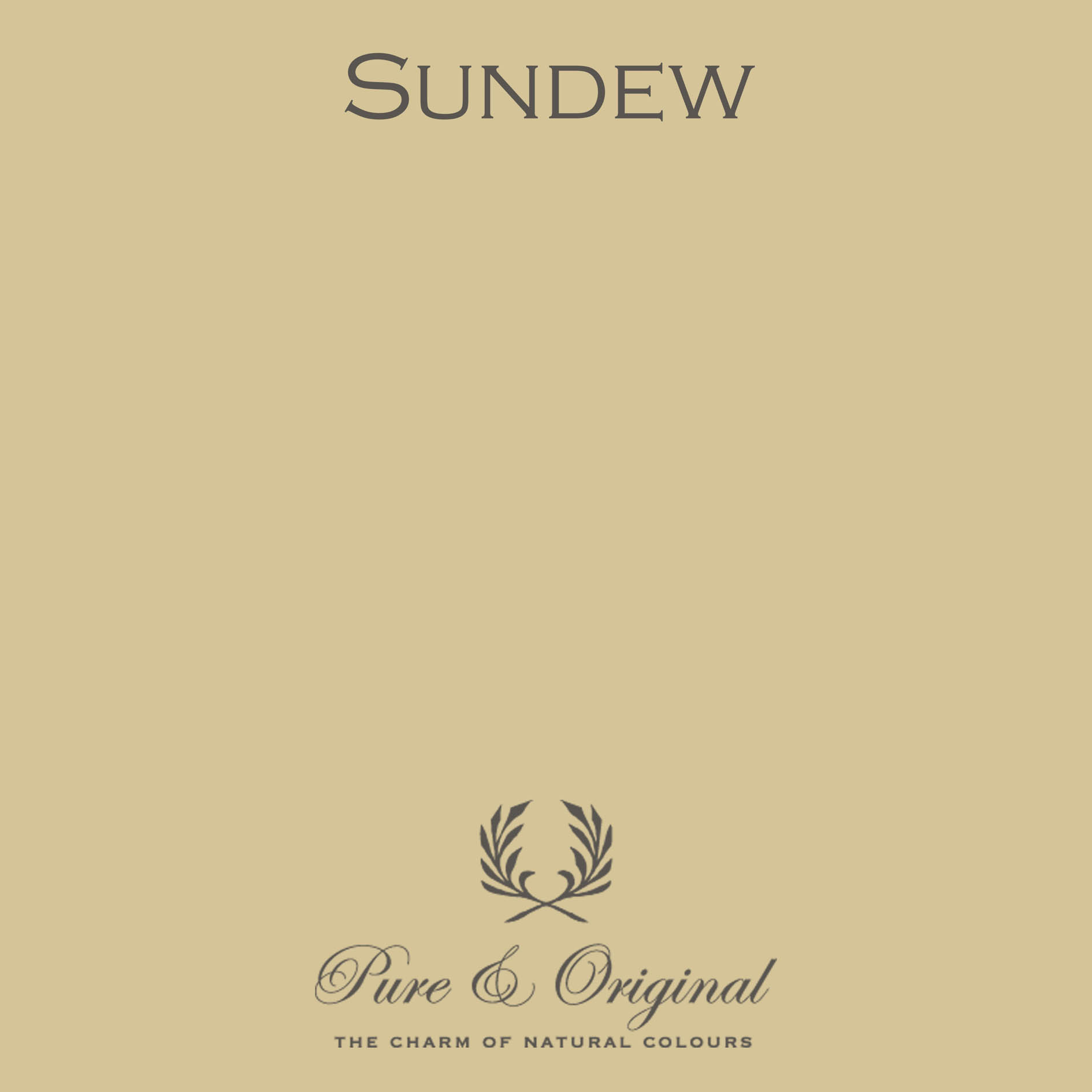 Pure & Original Sundew