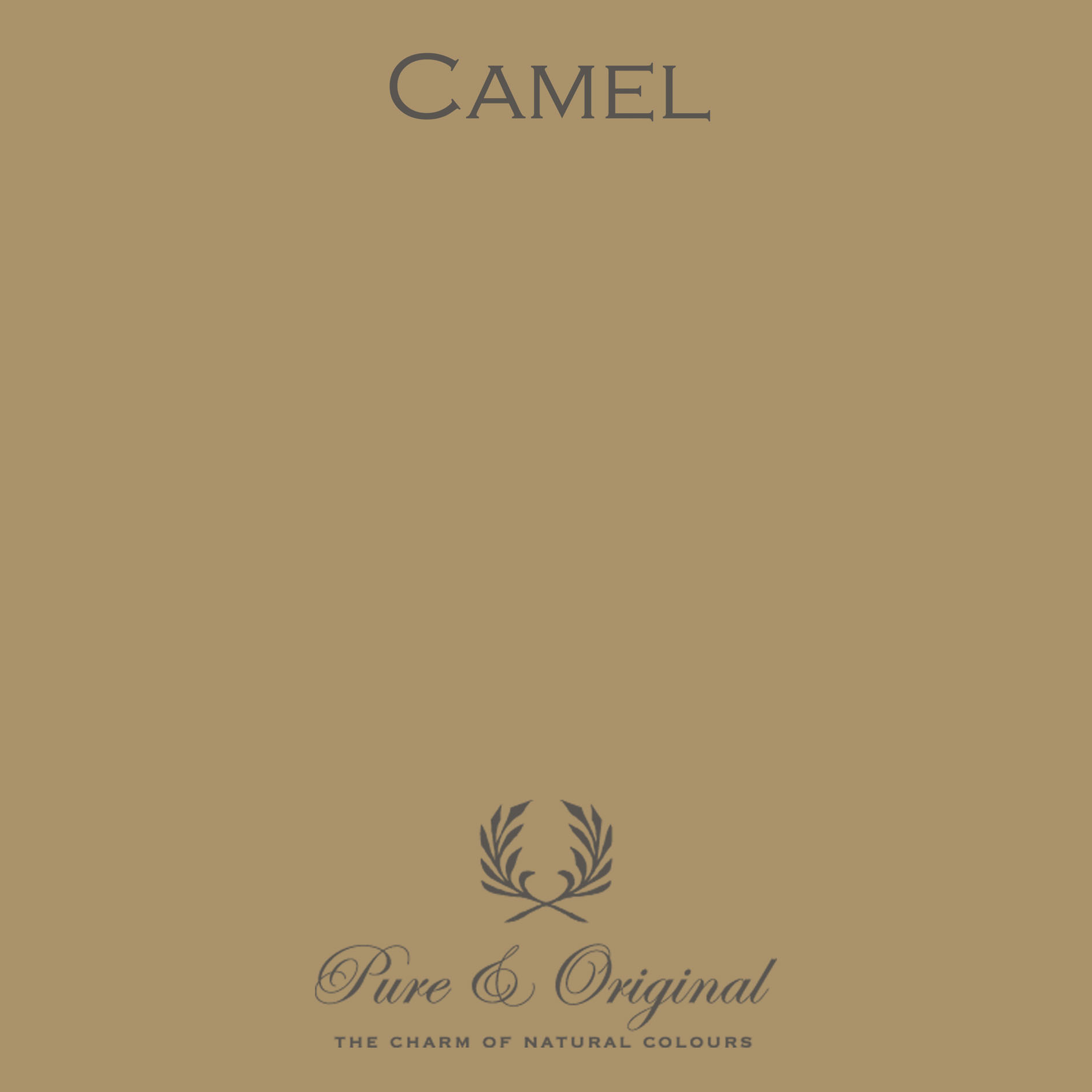 Pure & Original Camel