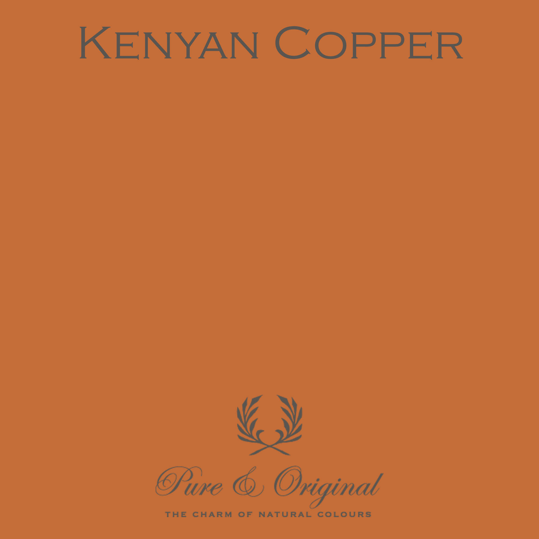 Pure & Original Kenyan Copper