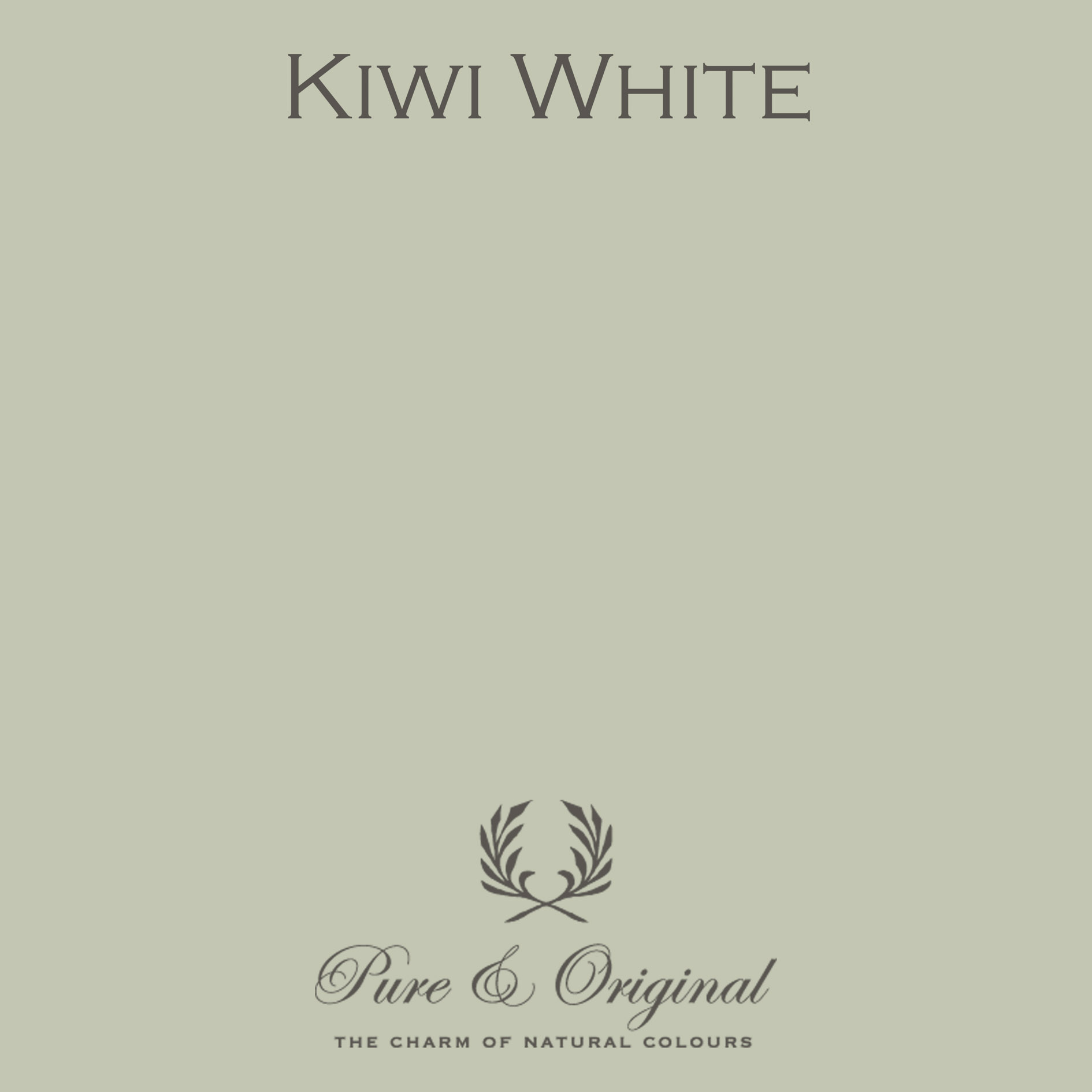Pure & Original Kiwi White