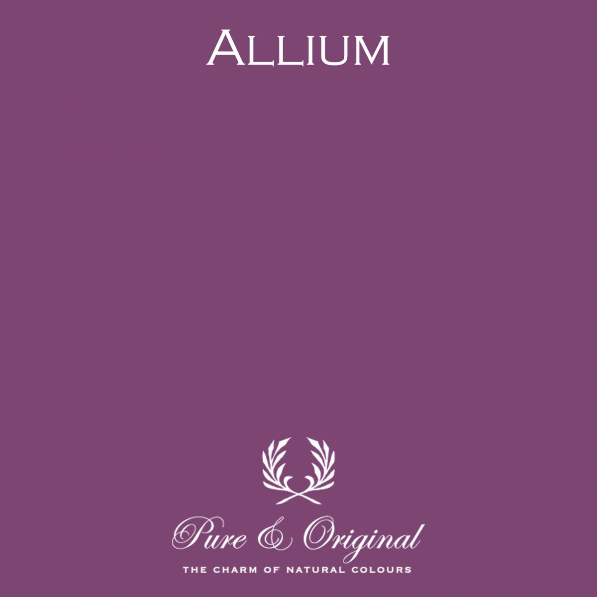 Pure & Original Allium