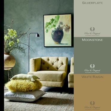 Moonstone Fresco lime paint landelijk interieur Pure & Original De Potstal Peggy Jansen
