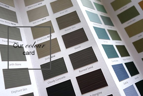 Paint Colour Card | Pure & Original