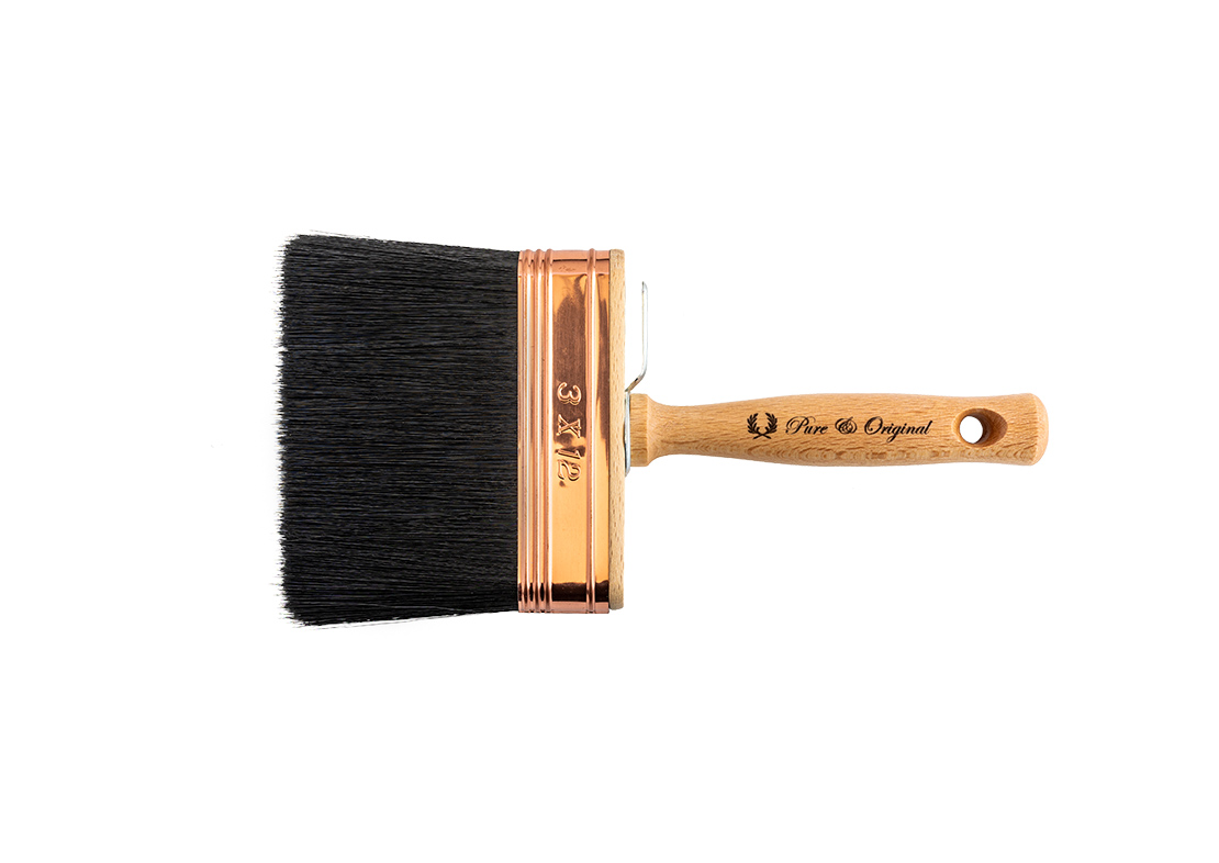 fresco lime paint brush Pure & Original