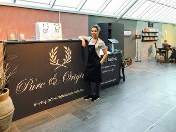 Opening first Pure & Original store!