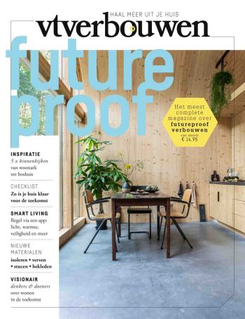 Publication Pure & Original in vtverbouwen magazine 4 2020