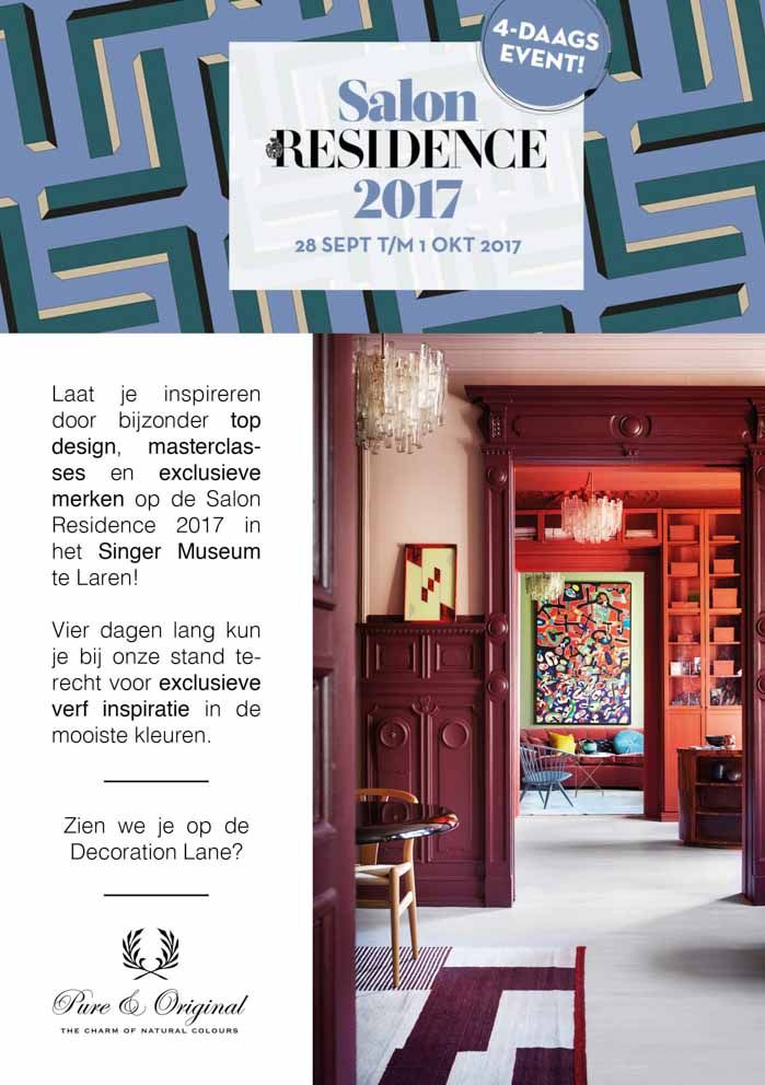 Exhibition SALON RESIDENCE 2017